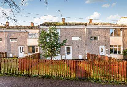 2 Bedrooms Terraced House for sale in Common Walk, Huntington, Cannock, Staffordshire