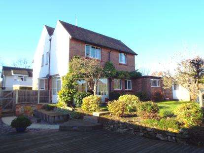 4 Bedrooms Detached House for sale in Kensington Close, Toton, Nottingham, Nottinghamshire
