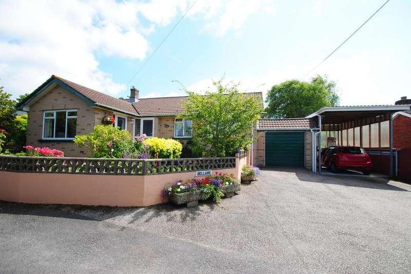 3 Bedrooms Detached Bungalow for sale in School Lane, Torrington