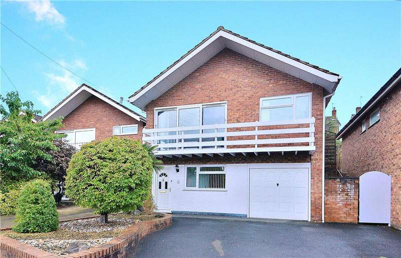 3 Bedrooms Detached House for sale in Delamere Road, Bewdley, DY12