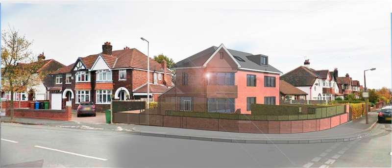Land Commercial for sale in Offerton Drive, Offerton, Stockport, SK2 5QZ