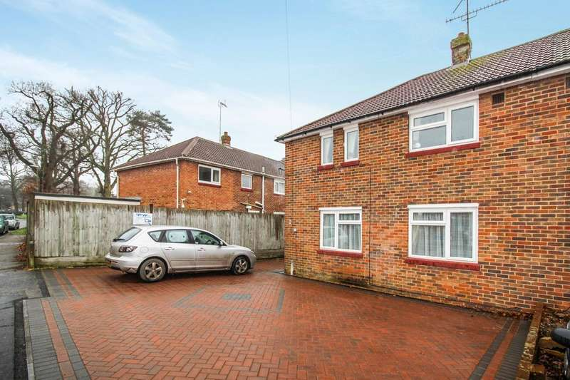 3 Bedrooms Semi Detached House for sale in Jockey Mead, Horsham