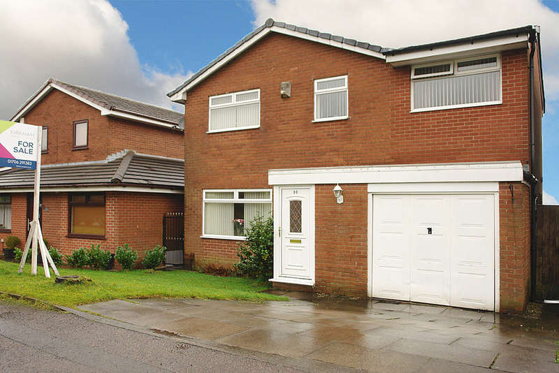 4 Bedrooms Detached House for sale in Priestley Way, Shaw