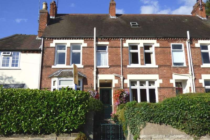 3 Bedrooms Terraced House for sale in Main Road, Little Haywood, Stafford