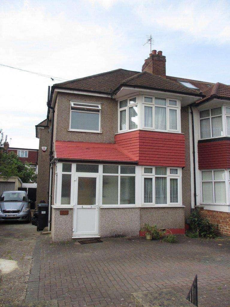 4 Bedrooms Semi Detached House for rent in Westerham Avenue, London, N9