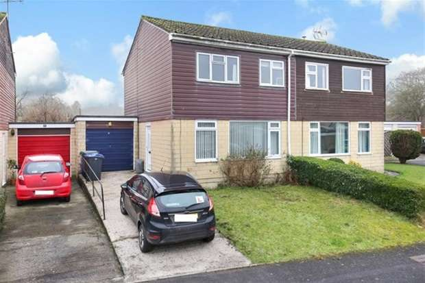3 Bedrooms Semi Detached House for sale in Swift Mead