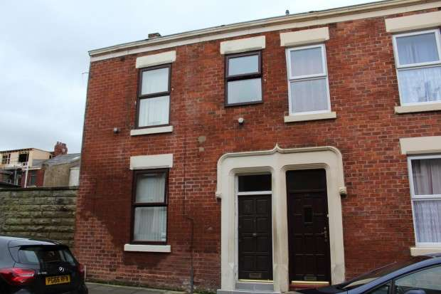 3 Bedrooms Terraced House for sale in James Street, Preston, PR1