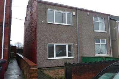 2 Bedrooms Semi Detached House for rent in Chesterfield Road, North Wingfield