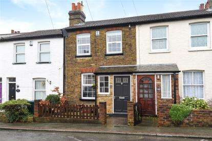 2 Bedrooms Terraced House for sale in Queens Road, Chislehurst