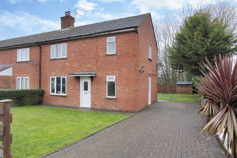 3 Bedrooms End Of Terrace House for sale in The Knowlings, Whitchurch
