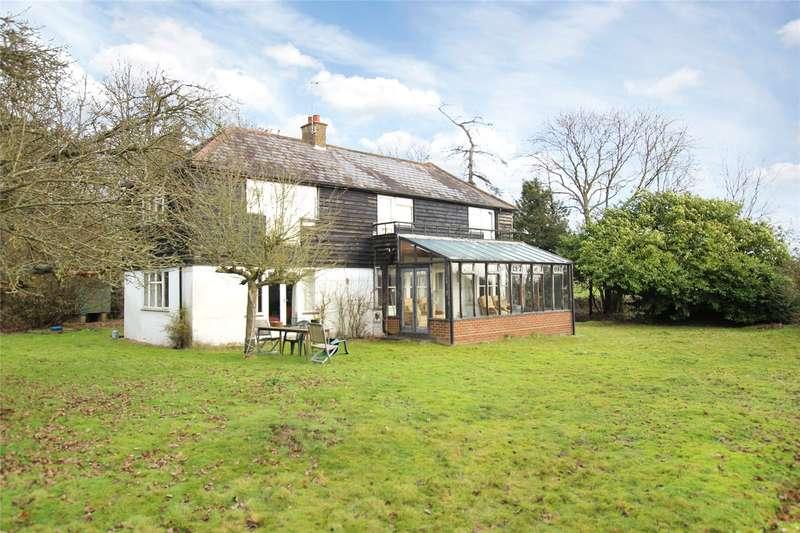 3 Bedrooms Detached House for sale in Noke Lane, St. Albans, Hertfordshire, AL2