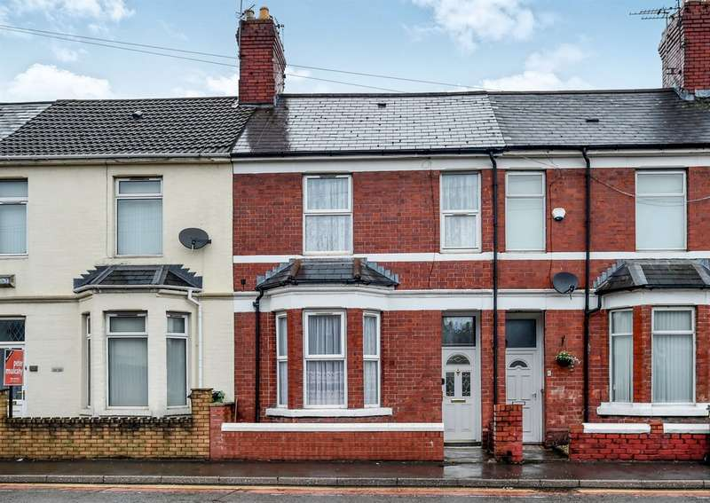 3 Bedrooms Terraced House for sale in Atlas Road, Cardiff