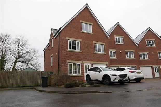 4 Bedrooms Detached House for sale in Howden Green, Howden le Wear, Crook, Durham