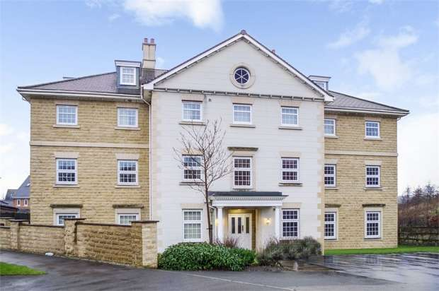 2 Bedrooms Flat for sale in The Grange, Woolley Grange, Barnsley, West Yorkshire