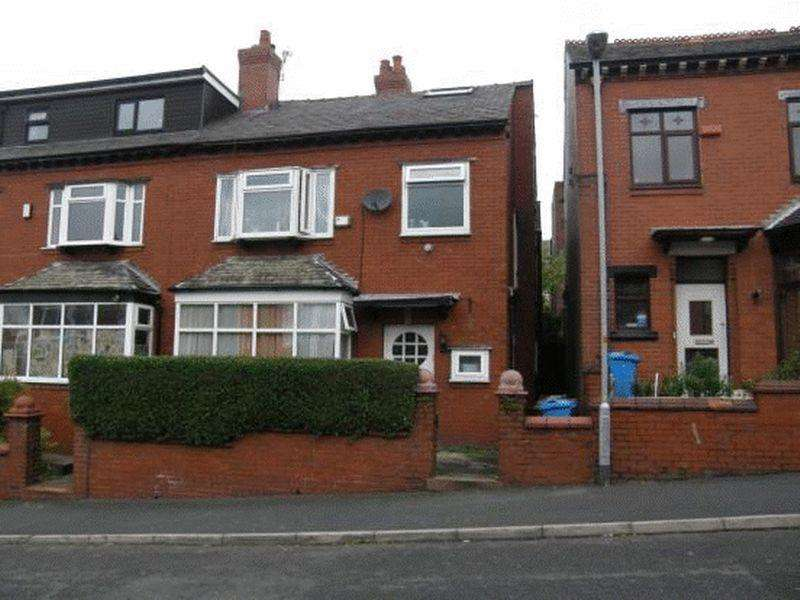 3 Bedrooms Semi Detached House for sale in Grendon Avenue, Oldham