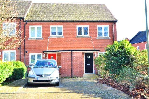 2 Bedrooms Terraced House for sale in Owen Way, Basingstoke, Hampshire
