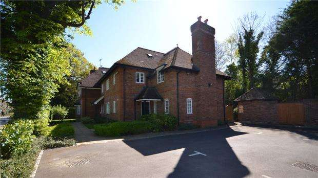 1 Bedroom Apartment Flat for sale in Heath Lodge, 81 Reading Road, Yateley