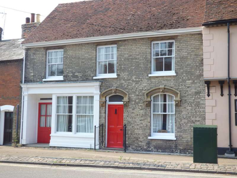 4 Bedrooms Terraced House for rent in Hall Street, Long Melford