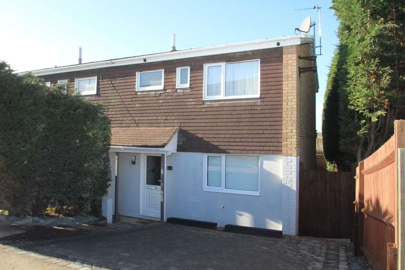 3 Bedrooms End Of Terrace House for sale in STUNNING 3 BED END TERRACE with PARKING & NO CHAIN!
