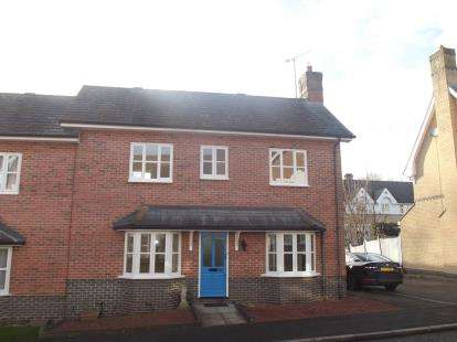 2 Bedrooms Semi Detached House for sale in Coggeshall, Colchester, Essex