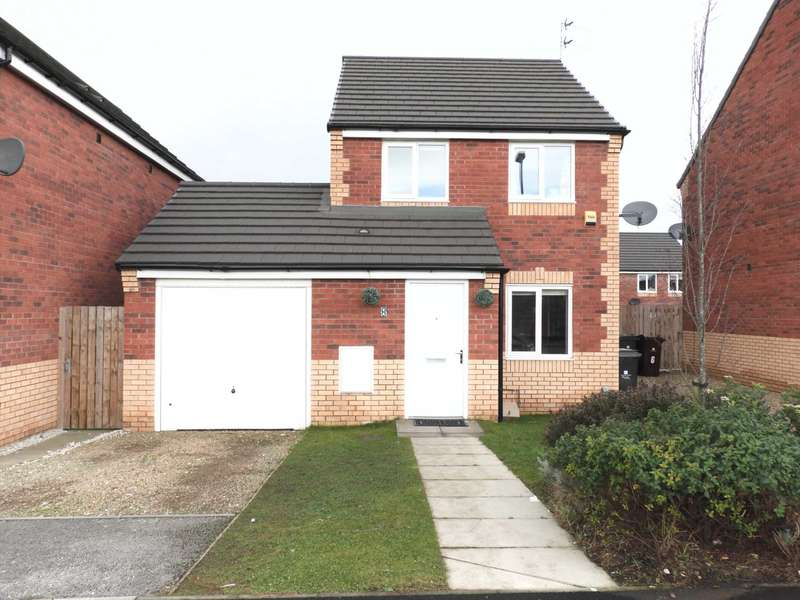 3 Bedrooms Detached House for sale in Highfield Road, Huyton