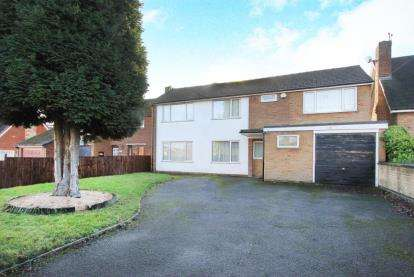 5 Bedrooms Detached House for sale in Middlecroft Road South, Staveley, Chesterfield, Derbyshire