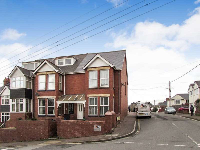2 Bedrooms Flat for sale in Bradham Lane, Exmouth