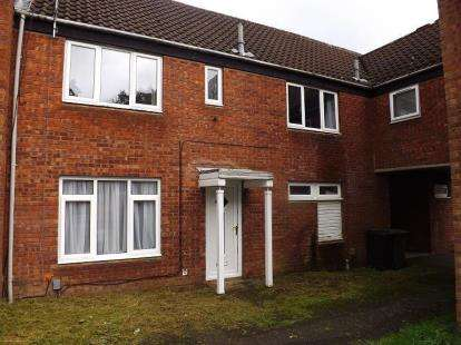 3 Bedrooms Terraced House for sale in Greystone Close, Redditch, Worcestershire