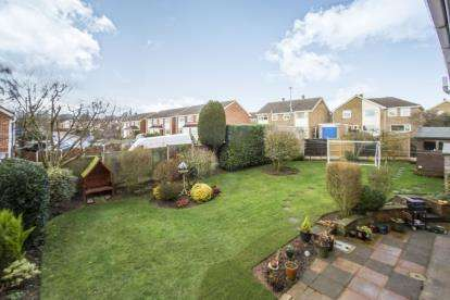 4 Bedrooms Detached House for sale in Woodside, Ashby-De-La-Zouch, Leicestershire