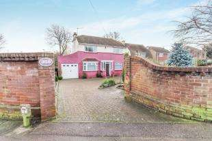 4 Bedrooms Detached House for sale in Maidstone Road, Rainham, Gillingham, Kent