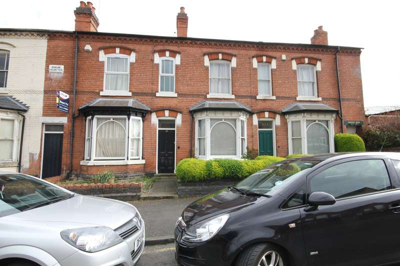 4 Bedrooms Terraced House for rent in Station Road, Harborne, B17