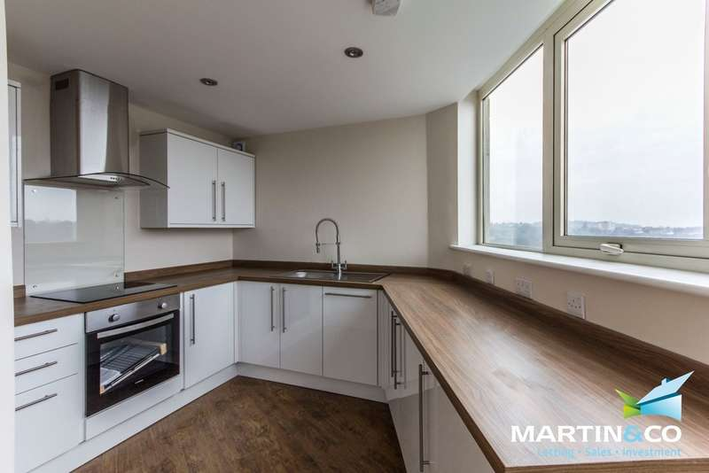 2 Bedrooms Flat for rent in Medusa House, St Johns Road, Stourbridge, DY8