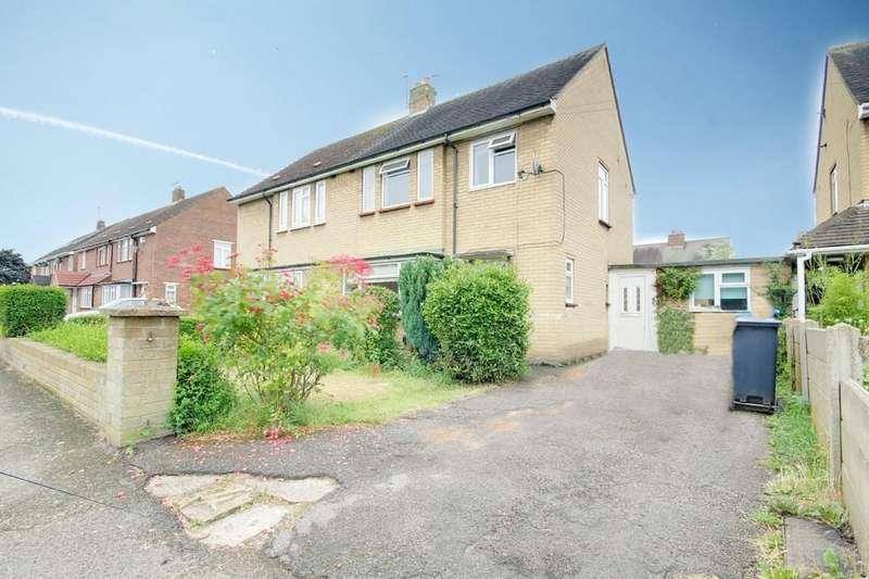 3 Bedrooms Semi Detached House for sale in Tregelles Road, Hoddesdon