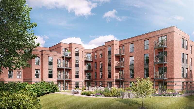 1 Bedroom Retirement Property for sale in Ryland Place, Norfolk Road, Edgbaston, Birmingham, B15 3PU