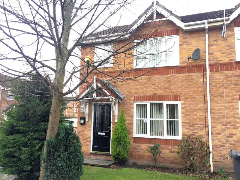 3 Bedrooms Semi Detached House for sale in Deepwood Grove Whiston L35