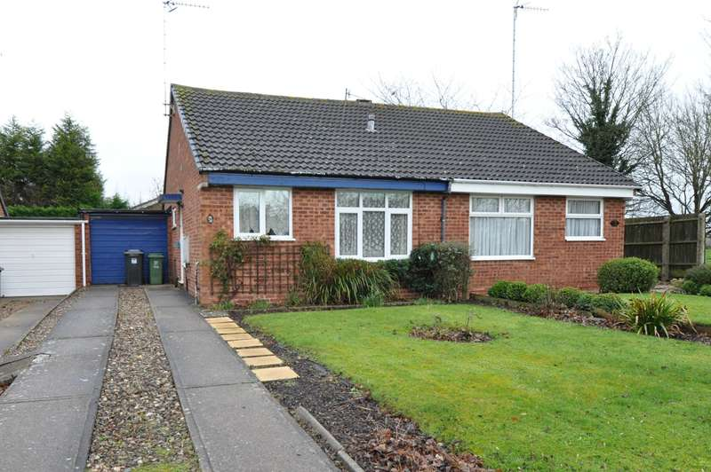 2 Bedrooms Bungalow for sale in Oakridge Close, Redditch, B98