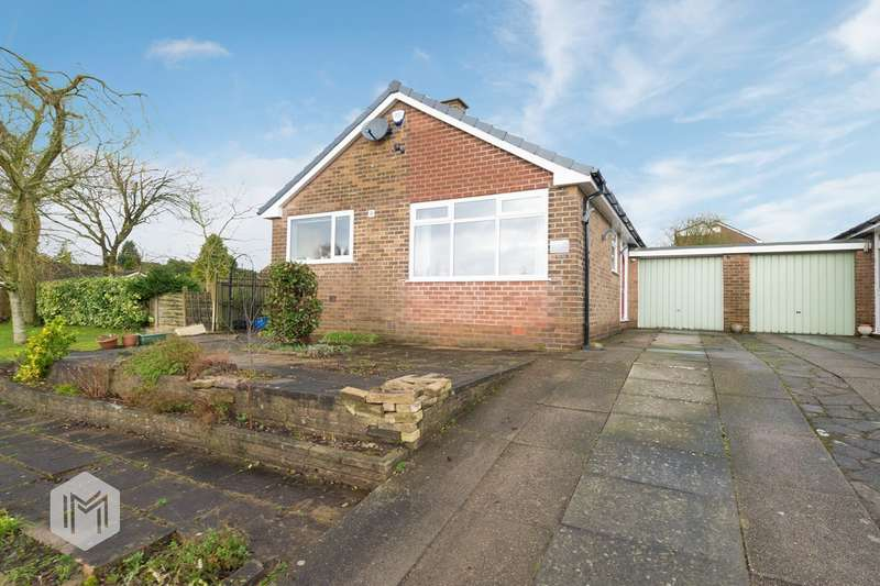 2 Bedrooms Bungalow for sale in Newington Drive, Bury, BL8