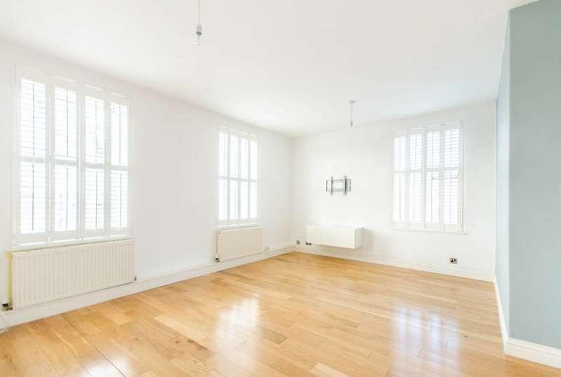 2 Bedrooms Flat for sale in Hazelwood House, Deptford, SE8