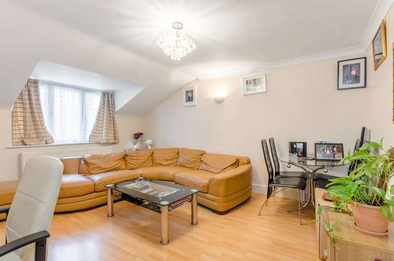 2 Bedrooms Flat for sale in Miles Road, Mitcham, CR4