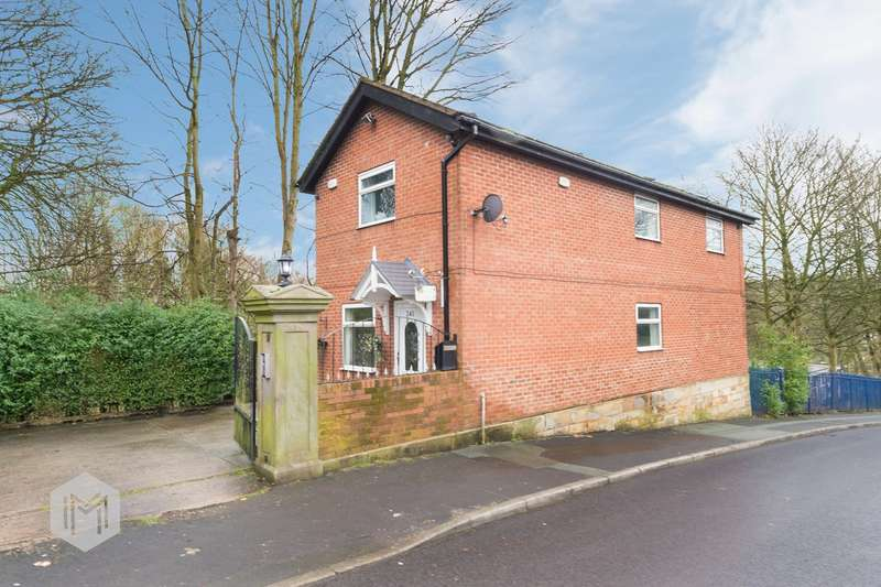 3 Bedrooms Detached House for sale in Radcliffe Road, Bolton, BL2