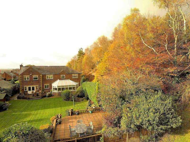 6 Bedrooms Detached House for sale in Clough Vale House, Millbrook Close, Shaw
