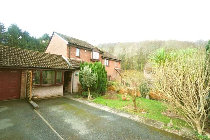 4 Bedrooms Semi Detached House for sale in Borrowdale Close, Tamerton Foliot, Plymouth, PL6
