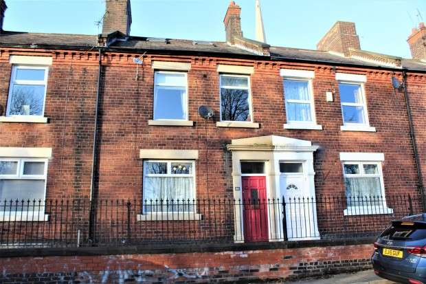 3 Bedrooms Terraced House for sale in Vine Street, Preston, PR1