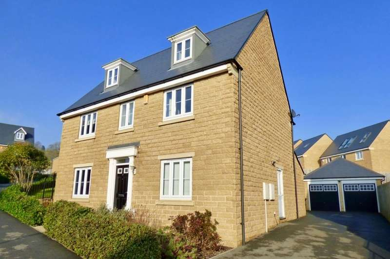5 Bedrooms Detached House for sale in Honey Pot Drive, Baildon, Shipley, BD17