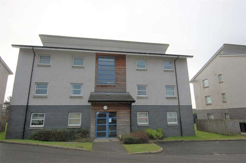 2 Bedrooms Apartment Flat for sale in Hilton Wynd, Rosyth