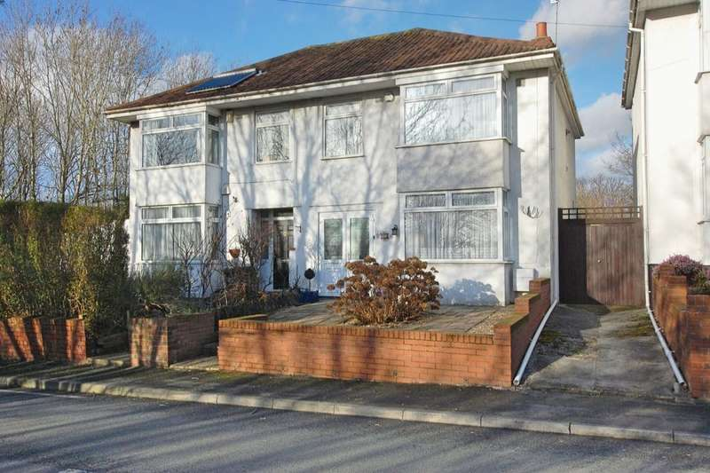3 Bedrooms Semi Detached House for sale in Ridgeway Road, Bristol, BS16