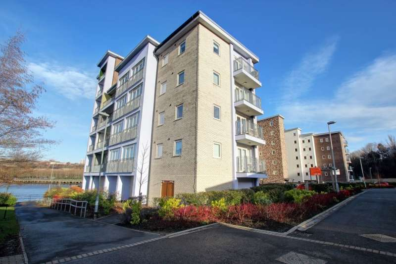 2 Bedrooms Flat for sale in Tynemouth Pass, Gateshead, NE8