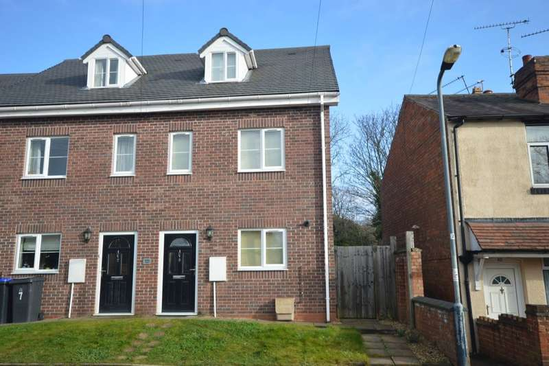 3 Bedrooms Semi Detached House for rent in Studley Court Church Street, Studley, B80