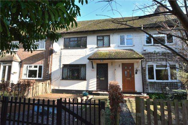 3 Bedrooms Terraced House for sale in Dellside, Harefield, Uxbridge
