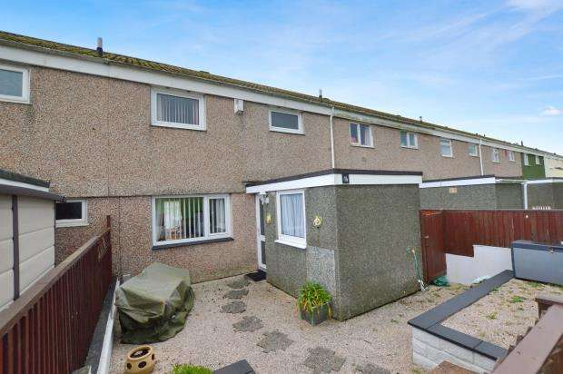 3 Bedrooms Terraced House for sale in Churchstow Walk, Plymouth, Devon
